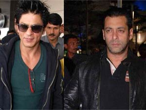Salman and Shahrukh