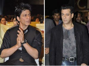 Shahrukh and Salman