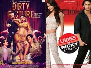 The Dirty Picture and Ladies Vs Ricky Bahl