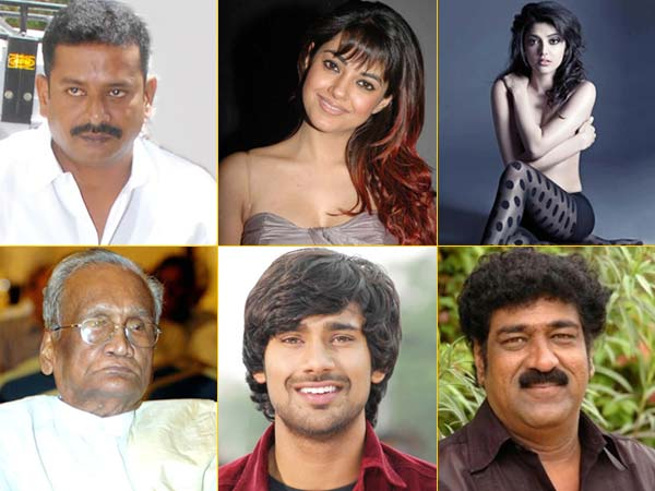 Controversial episodes of the Tollywood in 2011
