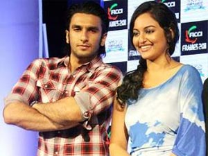 Ranveer and Sonakshi