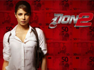 Priyanka Chopra in Don 2