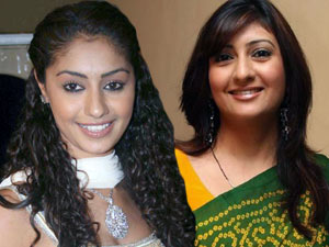 Juhi  and Mahek