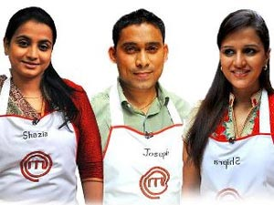 Master Chef 2 finalists