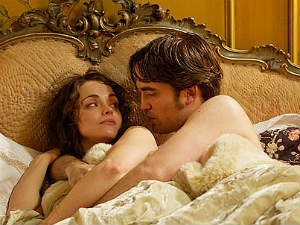Watch Robert Pattinson's sex scenes in Bel Ami