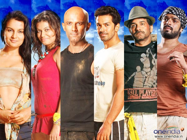Survivor India Participants