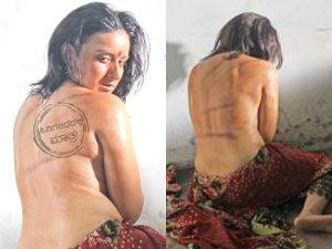 naked Pooja gandhi