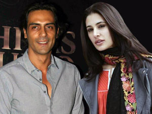Arjun Rampal and Nargis Fakhri