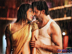 Hrithik and Priyanka in Agneepath