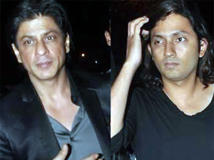 Shahrukh and Shirish