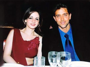 Suzanne and Hrithik