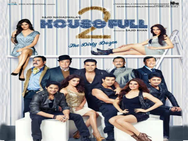 Housefull 2 First Look