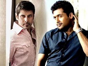 Vikram and Surya