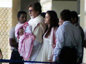 Beti B's first public appearance for Big B