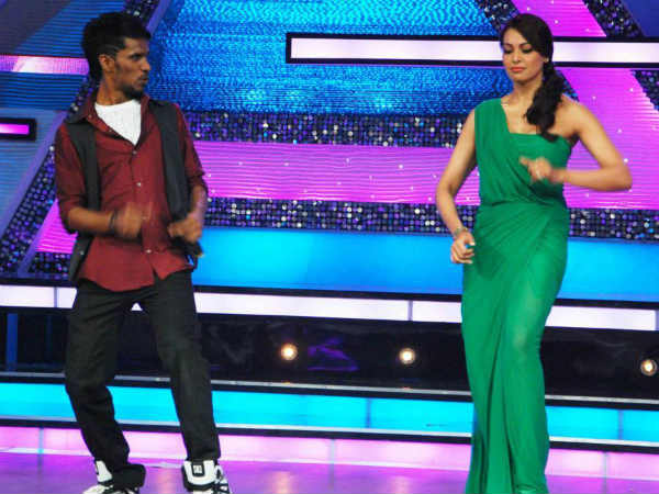 Bipasha Basu on Dance India Dance 3
