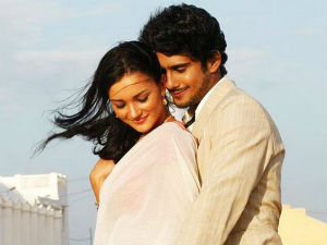 Prateik and Amy in Ek Deewana Tha