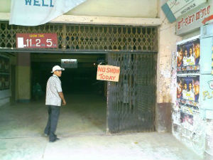 Cinema halls remain shut