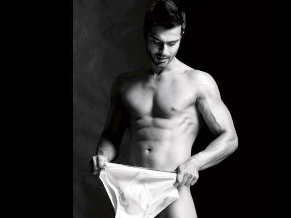 Ashmit Patel goes nude for men's mag