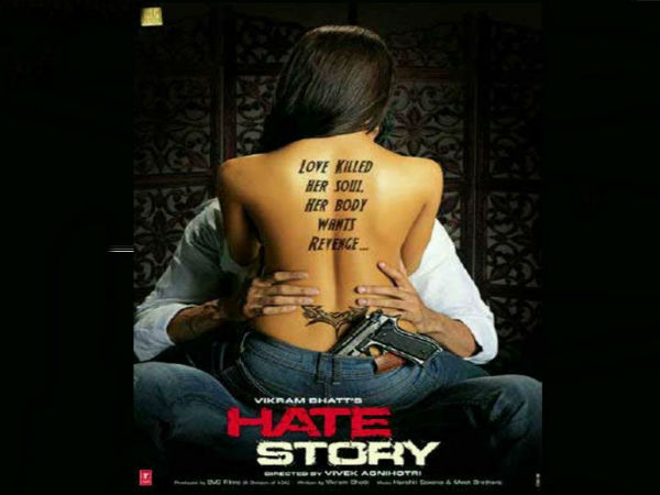 Steamy first look of Hate Story
