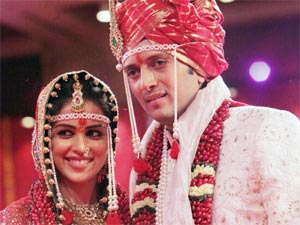Riteish and Genelia