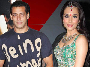 Salman and Malaika
