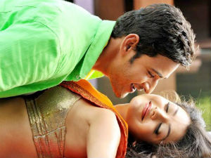 Kajal Aggarwal and Mahesh Babu