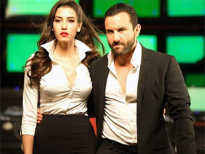 Still from Agent Vinod