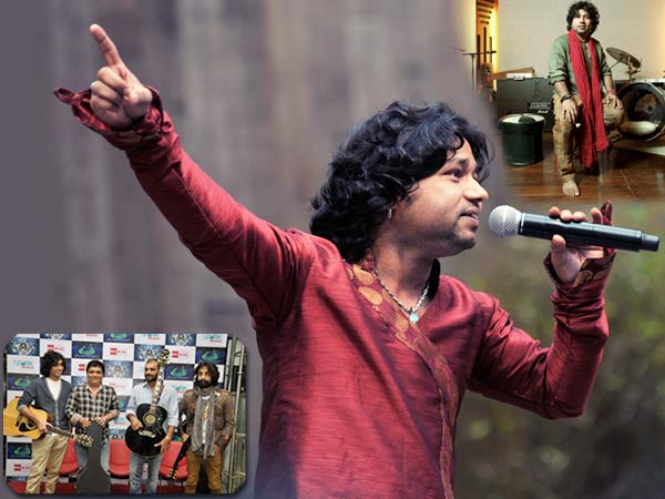 Kailash Kher on The Great Gig in the Sky