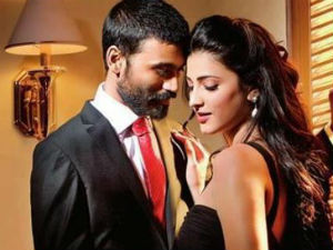 Dhanush's 3 rocks at Box Office on day one