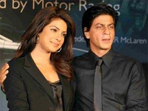 Shahrukh Khan-Priyanka Chopra
