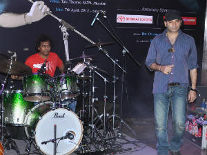Mukul Dongre and Mohit Chauhan