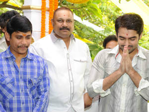 Ram-Bellamkonda's film takes off