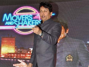 Shekhar Suman in Movers and Shakers