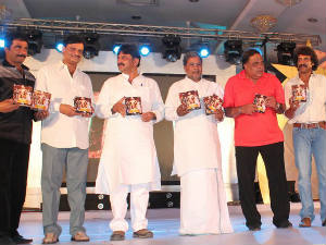 Trouble hit KVS audio released in style