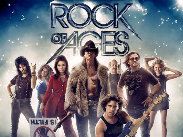 Rock of Ages First Look