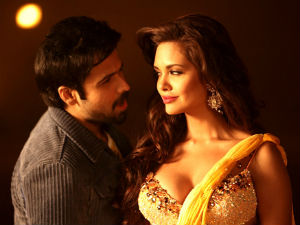 Emraan Hashmi and Esha Gupta