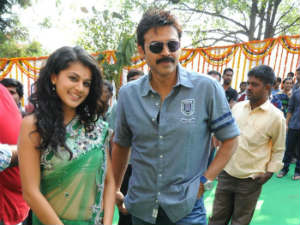 Venkatesh and Tapsee
