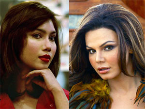 Nupur Mehta and Rakhi Sawant