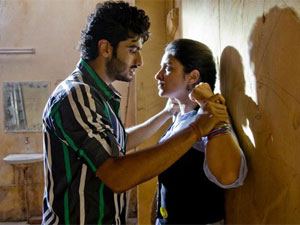 Still from Ishaqzaade