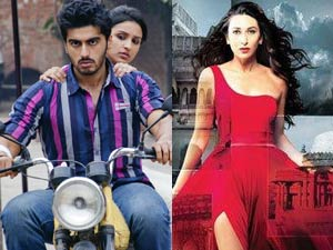 Ishaqzaade and Dangerous Ishhq