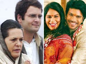 Sonia Rahul Gandhi Ram Charan Teja Upasana Kamineni Wedding Cherry Marriage Filmibeat