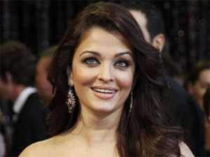 Aishwarya at the Cannes