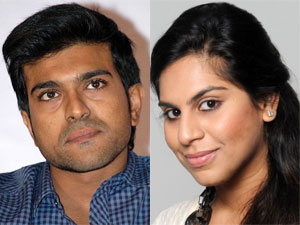 Ram Charan Teja and Upasana