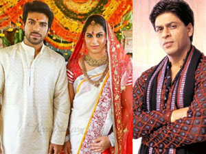 Marriage of shahrukh khan