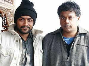 Surya-Gautham Menon join hands again