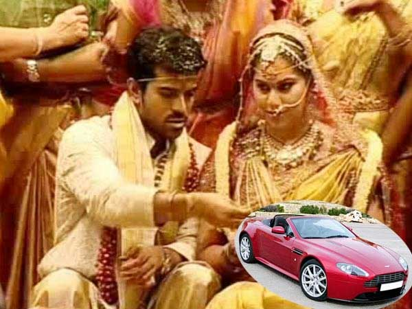 Ram Charan-Upasana's marriage