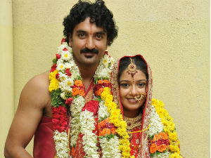 Chaya Singh weds TV actor Krishna