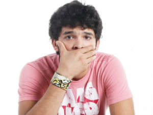 Diganth claims innocence in accident episode