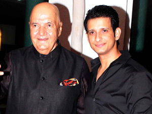 Prem Chopra and Sharman Joshi