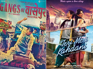 Teri Meri Kahaani and Gangs Of Wasseypur